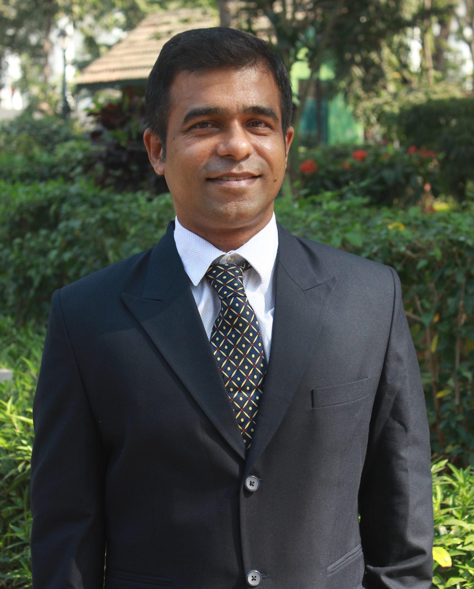 Mr. Rajesh Mathew