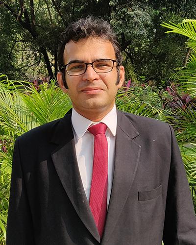 Mr. Manoj Shirsat