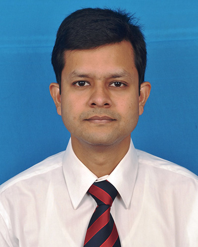 Mr. Madhur James